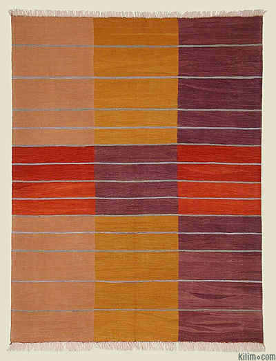 Multicolor New Turkish Kilim Rug