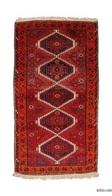 Antique Gaziantep Carpet