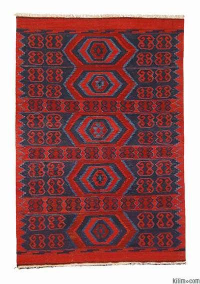 Oversize Rugs Kilim Rugs Overdyed Vintage Rugs Hand