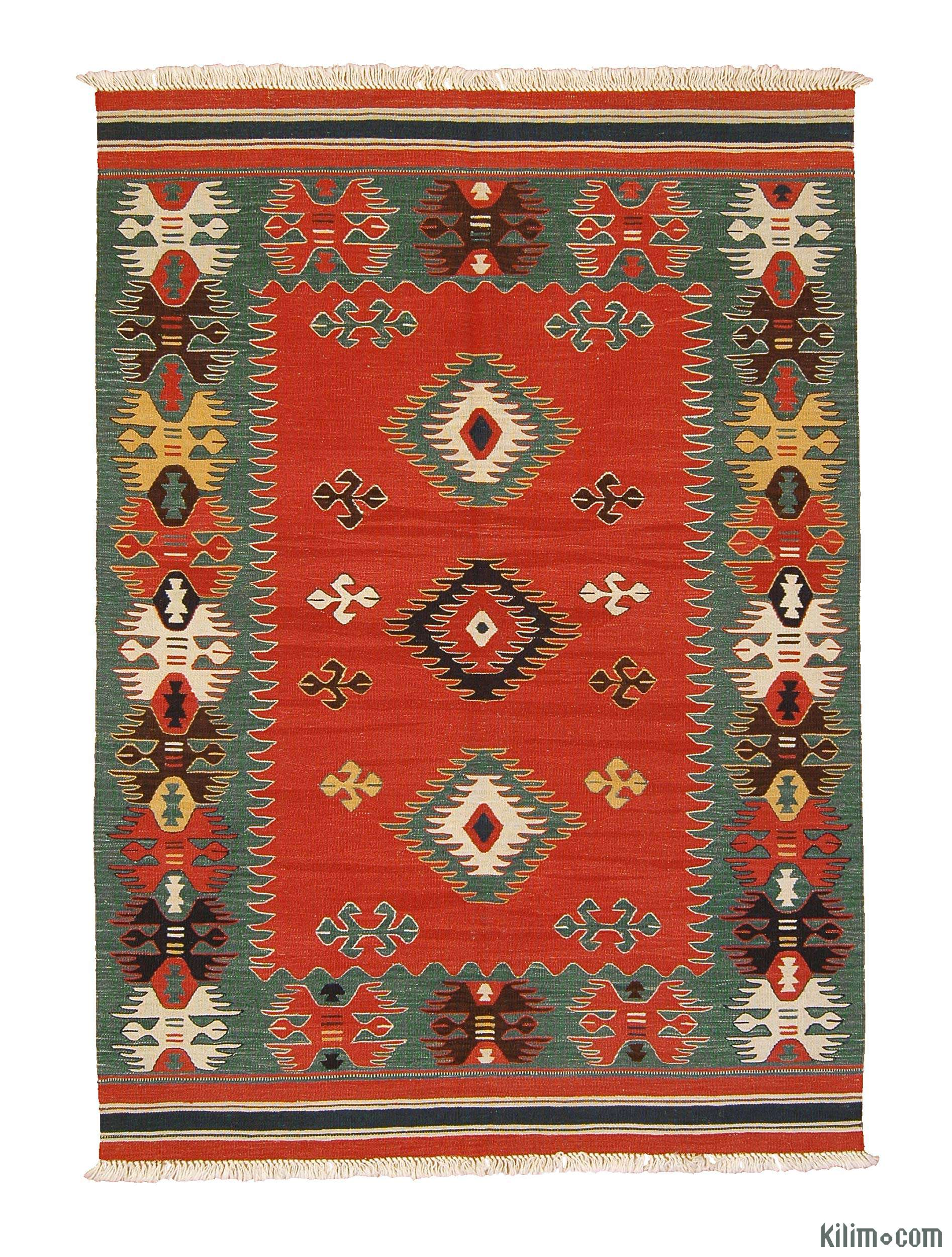 k0003900 new turkish kilim area rug kilim rugs overdyed vintage rugs hand made turkish rugs. Black Bedroom Furniture Sets. Home Design Ideas