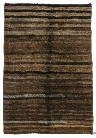 New Turkish Tulu Rug - 5'3'' x 7'9'' (63 in. x 93 in.)