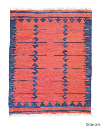 New Turkish Kilim Area Rug - ISUWA