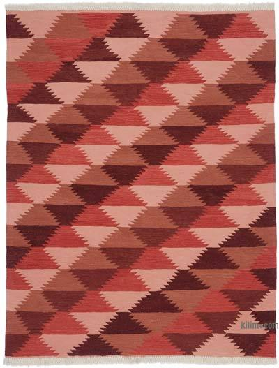 "New Handwoven Turkish Kilim Rug - 5' x 6'5"" (60 in. x 77 in.)"
