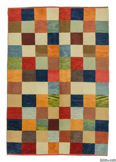 "New Turkish Pile Rug - 4'1"" x 5'10"" (49 in. x 70 in.)"