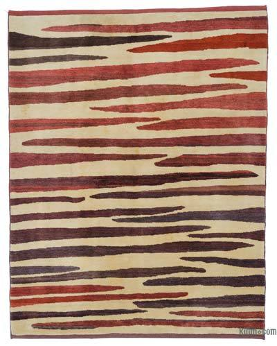 New Turkish Pile Rug - 5'10'' x 7'2'' (70 in. x 86 in.)