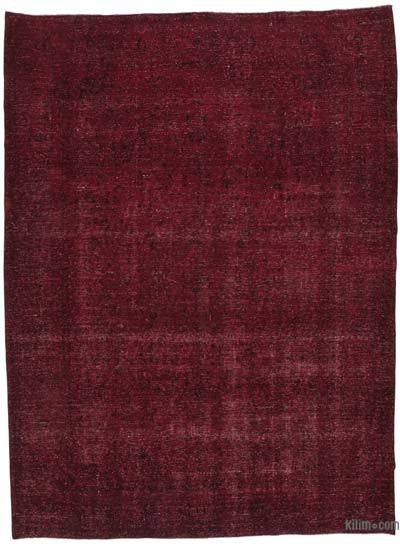 Over-dyed Vintage Rug - 9'5'' x 12'9'' (113 in. x 153 in.)