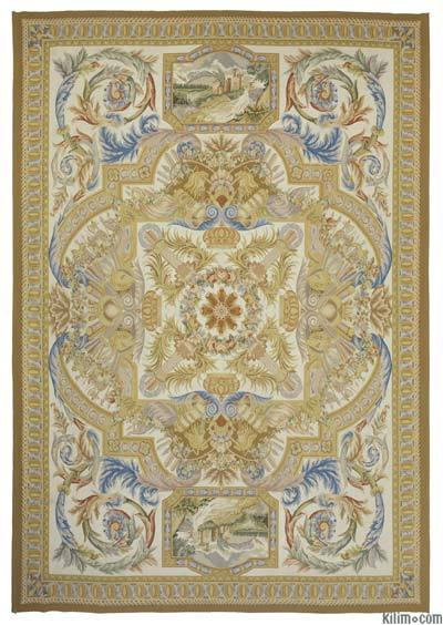 "Aubusson Rug - 10' x 14'4"" (120 in. x 172 in.)"