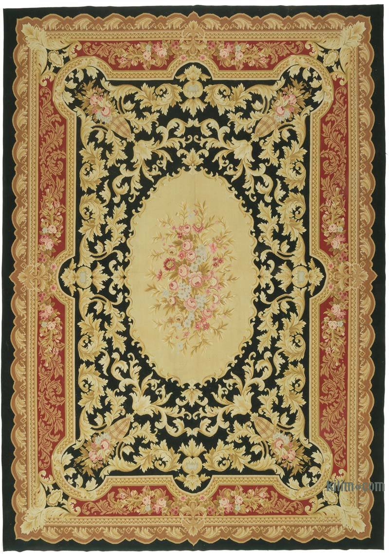 K0010691 Aubusson Rug 10 2 Quot X 14 4 Quot 122 In X 172 In