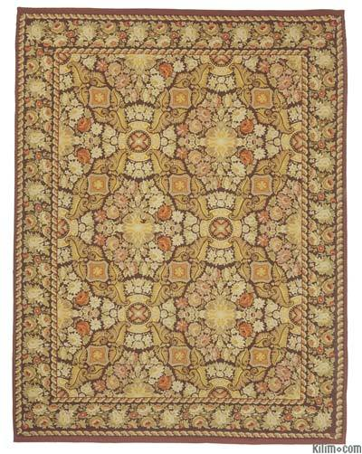 "Aubusson Rug - 9'1"" x 11'10"" (109 in. x 142 in.)"