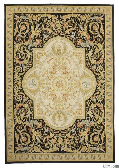 "Aubusson Rug - 9'11"" x 14'4"" (119 in. x 172 in.)"