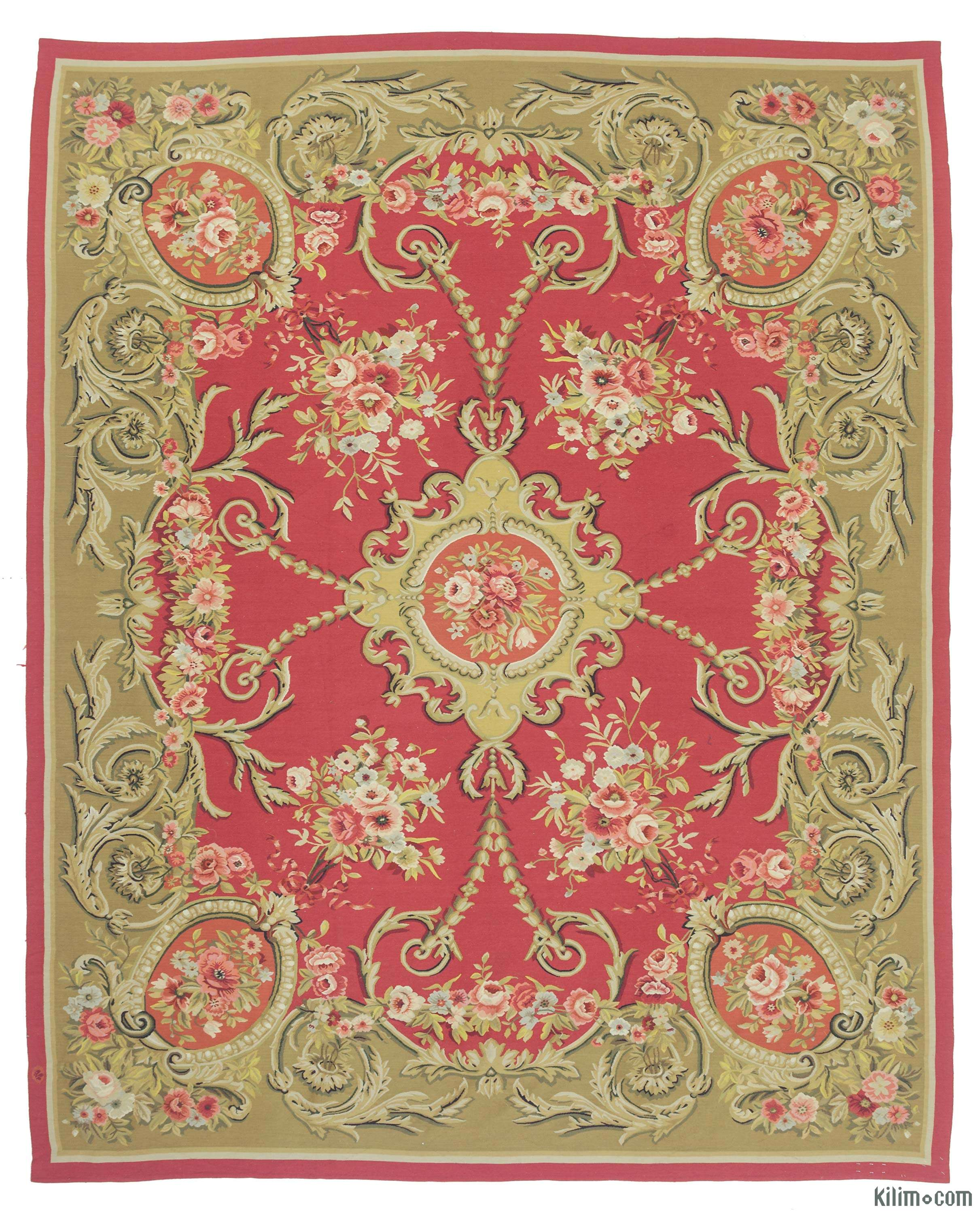 Aubusson Rug 8 7 X 10 103 In 130