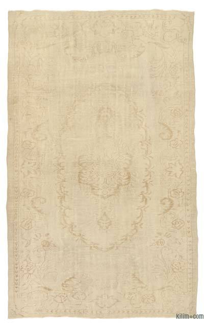 Over-dyed Turkish Vintage Rug - 6' x 9'9'' (72 in. x 117 in.)