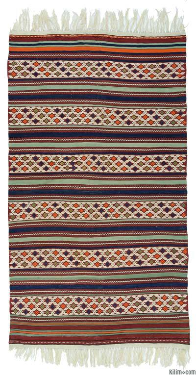 Antique Manisa Kilim