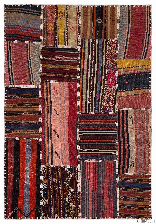 Tribal RugsKilim Rugs Overdyed Vintage Rugs Handmade Turkish