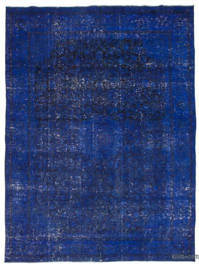 Over-dyed Vintage Rug - 9'10'' x 12'11'' (118 in. x 155 in.)