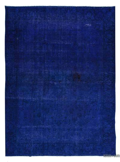 Over-dyed Vintage Rug - 9'8'' x 13'1'' (116 in. x 157 in.)