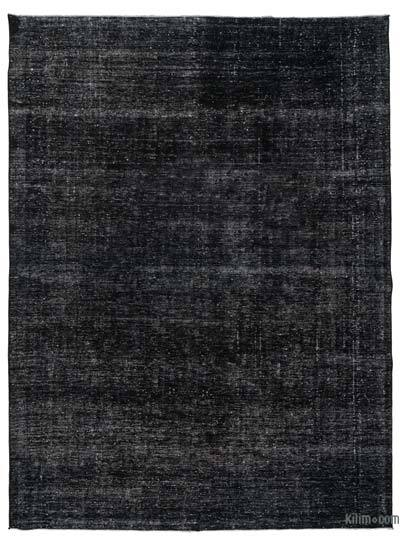 "Over-dyed Vintage Hand-knotted Oriental Rug - 9'6"" x 13' (114 in. x 156 in.)"