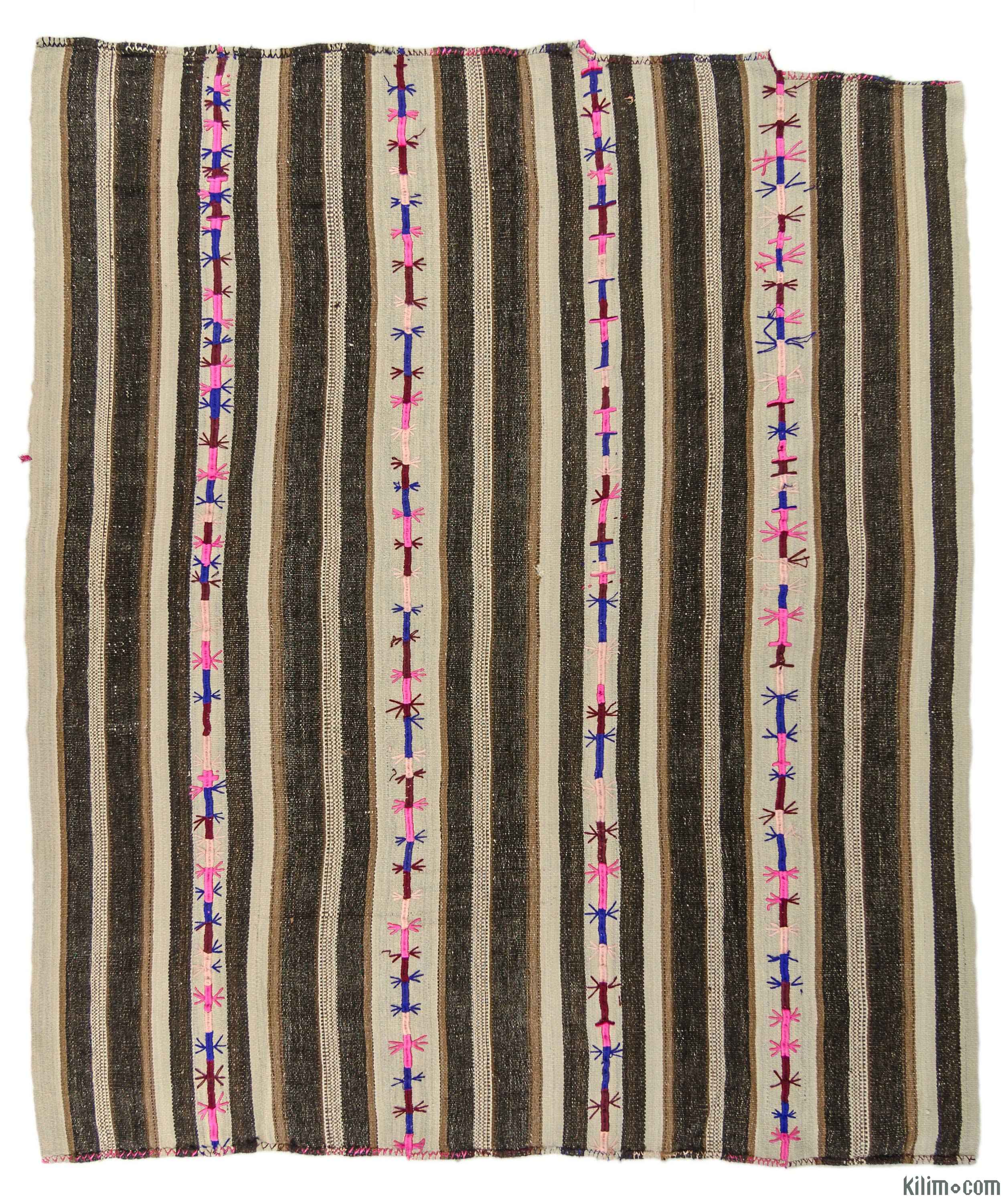Medium Size Vintage Kilim Rugs
