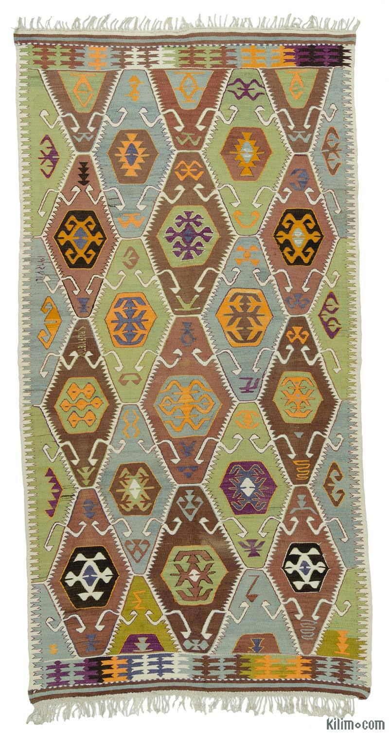 how to clean a kilim rug