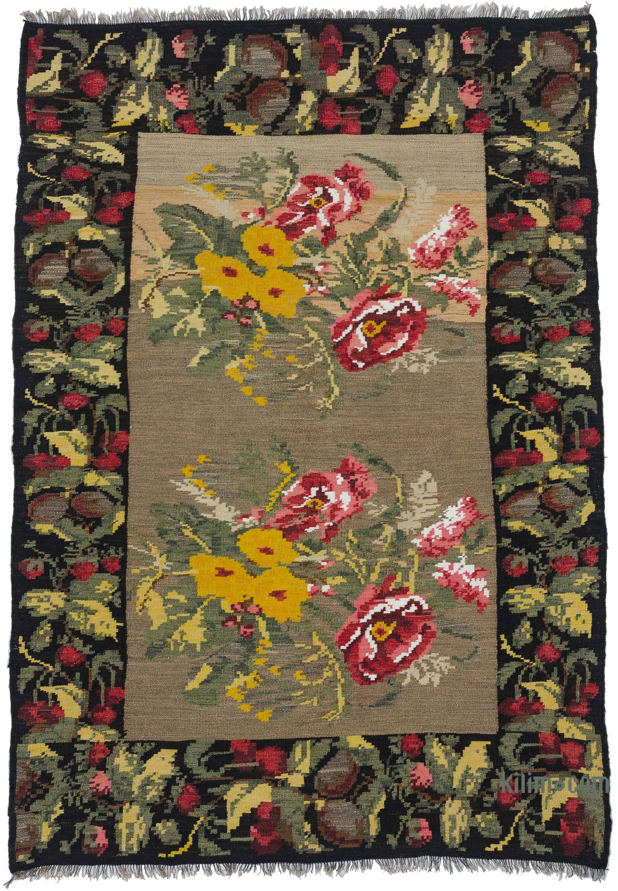 floral kilim rugs. Black Bedroom Furniture Sets. Home Design Ideas