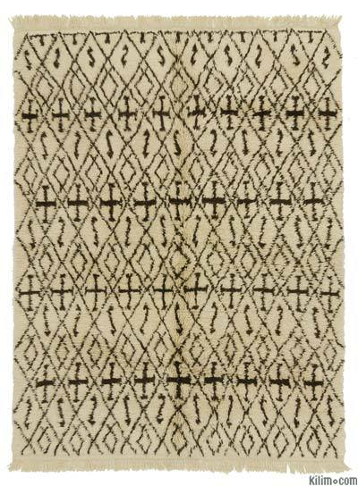 "New Turkish Tulu Rug - 6' x 7'9"" (72 in. x 93 in.)"