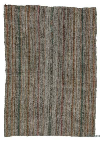"Vintage Turkish Kilim Rug - 8' x 5'8"" (96 in. x 68 in.)"
