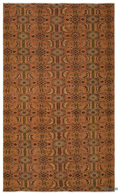 "Turkish Vintage Area Rug - 5'3"" x 8'11"" (63 in. x 107 in.)"