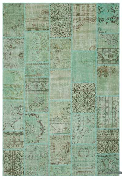 overdyed patchwork rugs | kilim rugs, overdyed vintage rugs, hand