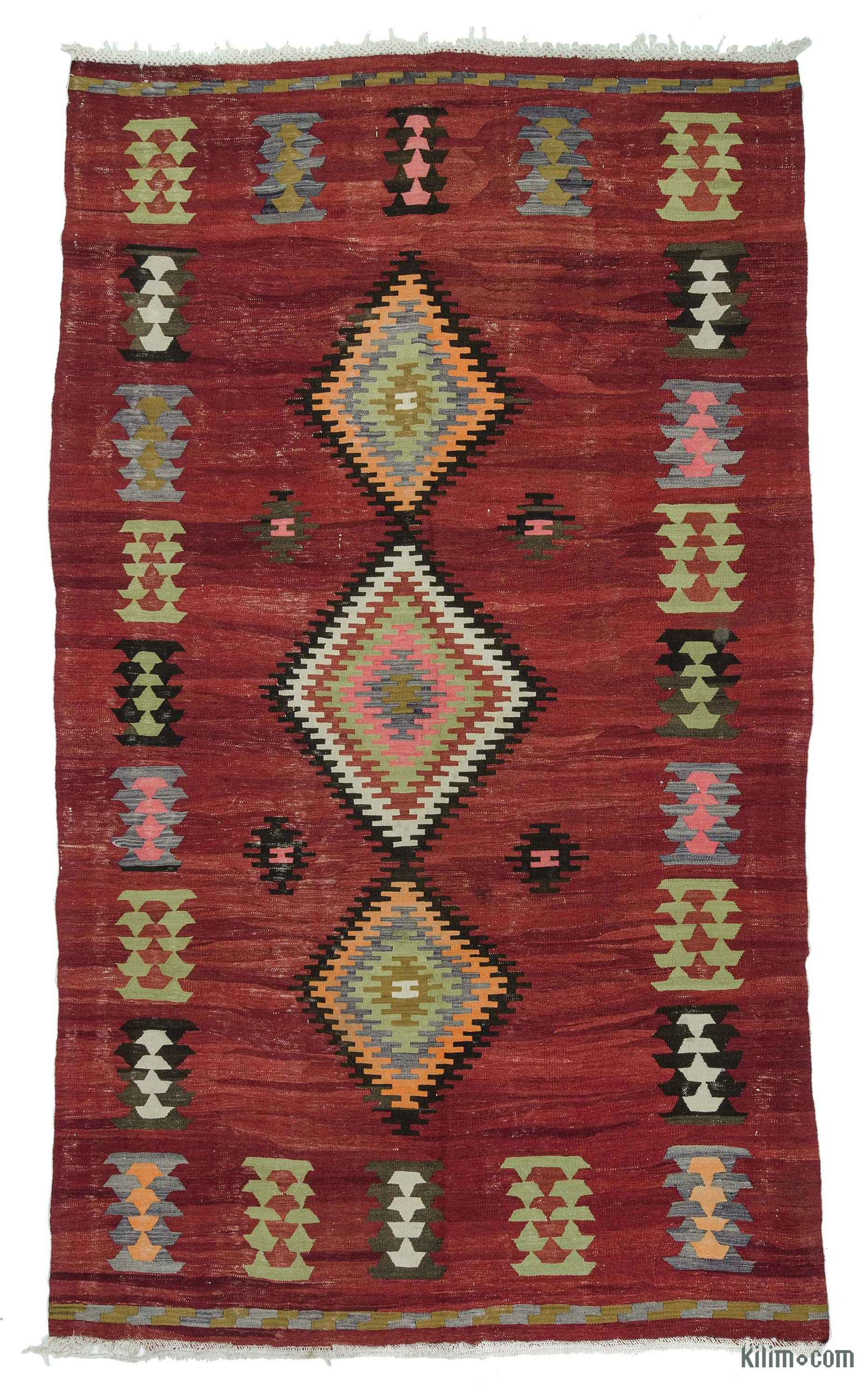 Rugs And Kilims Are The Master Elements Of Bohemian Style: Vintage Kilim Rugs