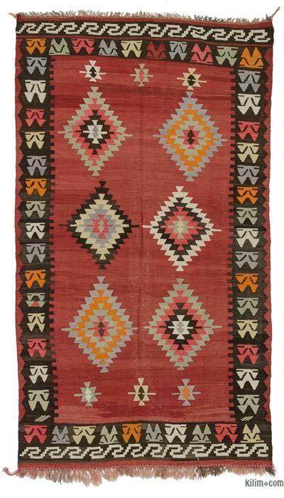 Vintage Kilim Rugs Kilim Rugs Overdyed Vintage Rugs Handmade