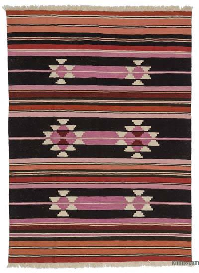 New Turkish Kilim Rug - 5'11'' x 8'1'' (71 in. x 97 in.)