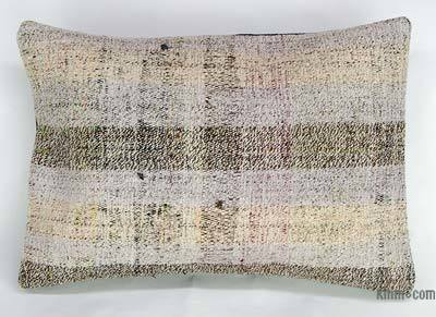 Kilim Pillow Cover - 2' x 1'4'' (24 in. x 16 in.)