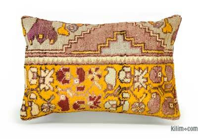 Turkish Pillow Cover - 2' x 1'4'' (24 in. x 16 in.)