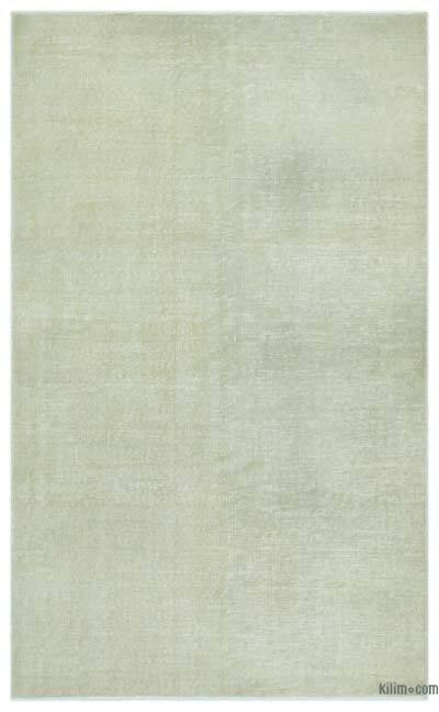 "Over-dyed Turkish Vintage Rug - 3'8"" x 6' (44 in. x 72 in.)"