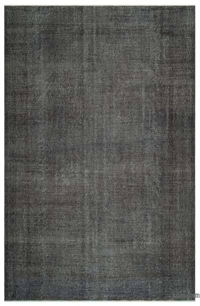 Over-dyed Turkish Vintage Rug - 6'9'' x 10'2'' (81 in. x 122 in.)