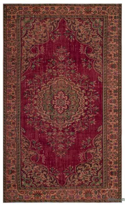 "Turkish Vintage Area Rug - 5'11"" x 9'5"" (71 in. x 113 in.)"