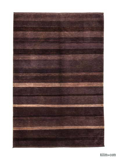 New Turkish Pile Rug - 4'2'' x 6'1'' (50 in. x 73 in.)
