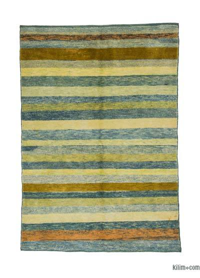 New Turkish Pile Rug - 3'11'' x 5'10'' (47 in. x 70 in.)