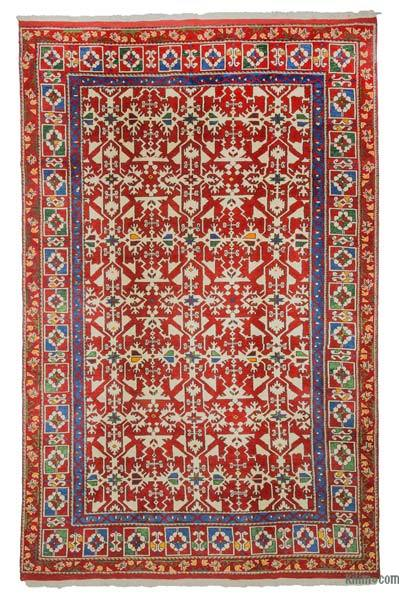 "New Turkish Pile Rug - 6'9"" x 10'7"" (81 in. x 127 in.)"