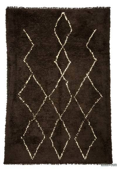 "New Turkish Tulu Rug - 6'4"" x 9'5"" (76 in. x 113 in.)"