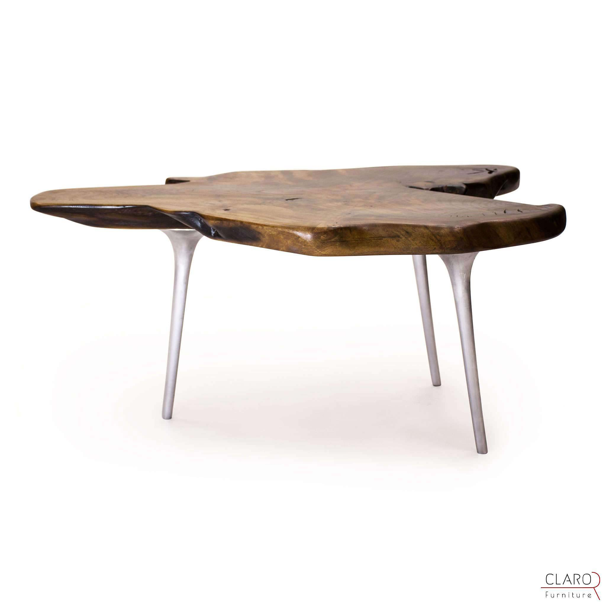 Slab Coffee Table: Wooden Tables