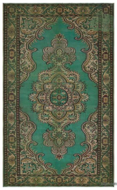 K0034798 Turkish Vintage Area Rug 6 X 9 9 Quot 72 In X