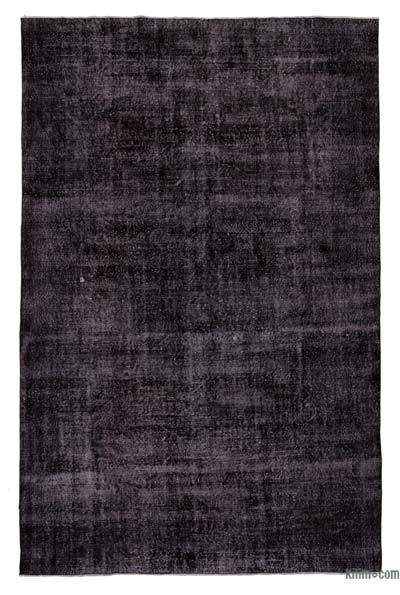 "Over-dyed Turkish Vintage Rug - 7'1"" x 10'11"" (85 in. x 131 in.)"