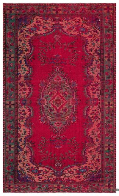 Turkish Vintage Rug - 6' x 9'10'' (72 in. x 118 in.)