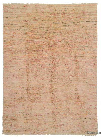 Multicolor New Turkish Tulu Rug - 8'2'' x 11'6'' (98 in. x 138 in.)