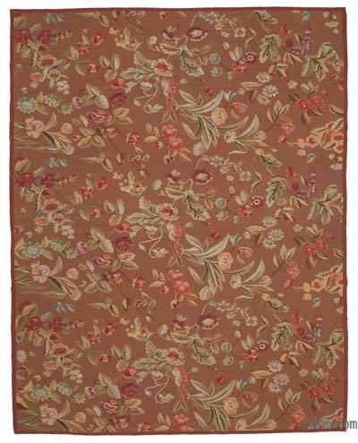 "Aubusson Rug - 9'2"" x 11'7"" (110 in. x 139 in.)"