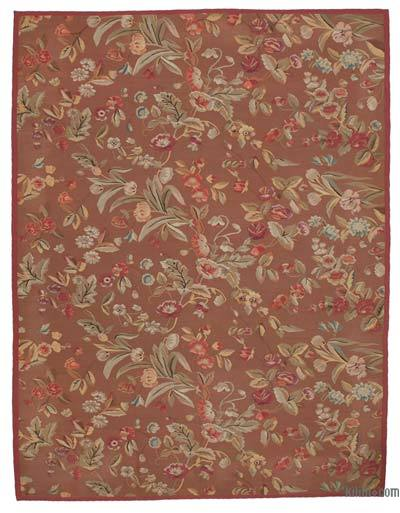 "Aubusson Rug - 9'1"" x 11'9"" (109 in. x 141 in.)"