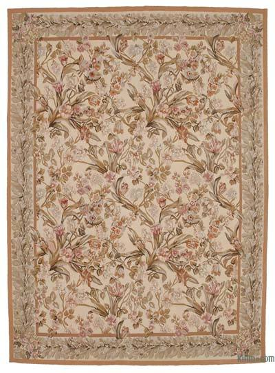 "Aubusson Rug - 8'9"" x 12'2"" (105 in. x 146 in.)"