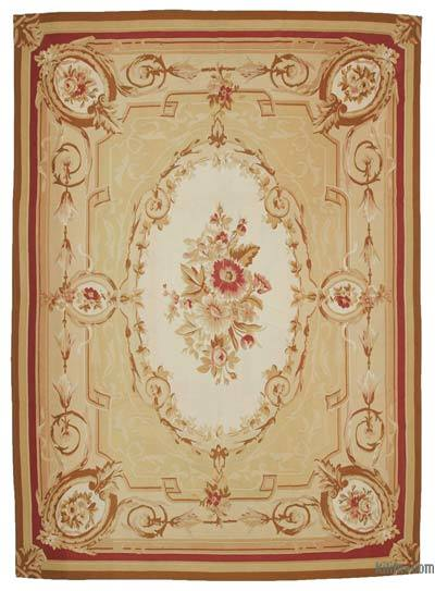 "Aubusson Rug - 8'7"" x 12' (103 in. x 144 in.)"
