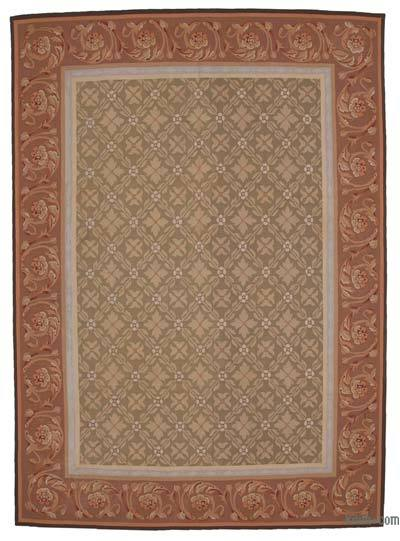 "Aubusson Rug - 8'6"" x 11'11"" (102 in. x 143 in.)"